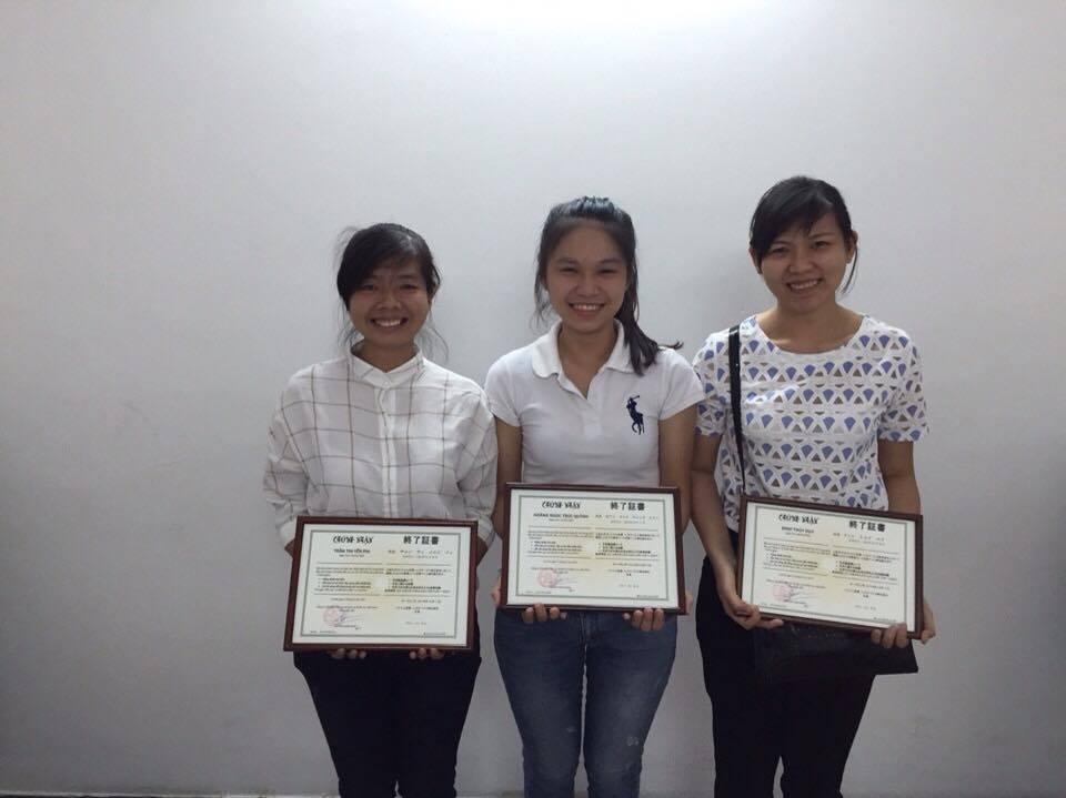 Đặng Văn Hùng – Học viên khóa 01 TTNN Lá Đỏ
